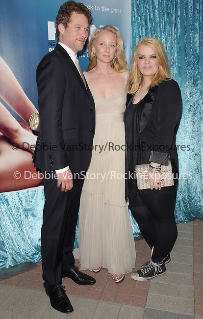 James Tupper,Anne Heche & Sianoa Smit-McPhee at the HBO Premiere of 2nd Season of Hung held at Paramount Picture Studios in Hollywood, California on June 23,2010                                                                               © 2010 Debbie VanStory / Hollywood Press Agency