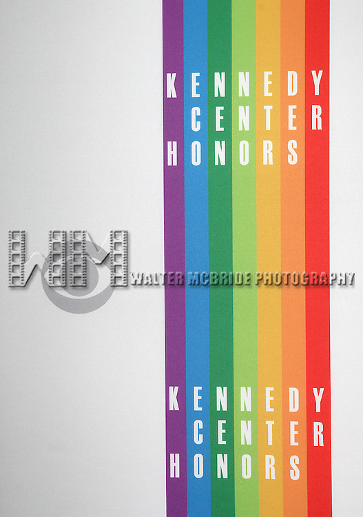 The 35th Kennedy Center Honors at Kennedy Center in Washington, D.C. on December 2, 2012