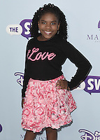 """HOLLYWOOD - OCTOBER 5:  Trinitee Stokes at the Los Angeles premiere of """"The Swap"""" at ArcLight Hollywood on October 5, 2016 in Hollywood, California. Credit: mpi991/MediaPunch"""