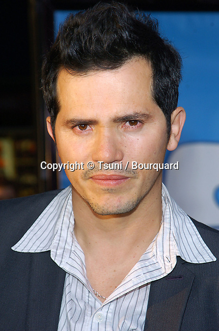 """John Leguizamo arriving at The  Ice Age: The Meltdown"""" World Premiere at the Grauman's Chinese Theatre in Los Angeles. March 19, 2006."""