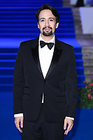 "Lin-Manuel Miranda<br /> arriving for the ""Mary Poppins Returns"" premiere at the Royal Albert Hall, London<br /> <br /> ©Ash Knotek  D3467  12/12/2018"