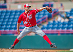 29 February 2016: Washington Nationals pitcher Matt Belisle on the mound during an inter-squad pre-season Spring Training game at Space Coast Stadium in Viera, Florida. Mandatory Credit: Ed Wolfstein Photo *** RAW (NEF) Image File Available ***
