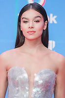 BILBAO, SPAIN-November 04: Hailee Steinfeld attend the EMA 2018 at BEC (Bilbao Exhibition Center) in Bilbao, Spain on the 4 of November of 2018. November04, 2018.  ***NO SPAIN*** <br /> CAP/MPI/RJO<br /> &copy;RJO/MPI/Capital Pictures