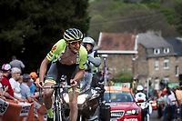 Tom Wirtgen (LUX/Wallonie Bruxelles)<br /> <br /> 83th Flèche Wallonne 2019 (1.UWT)<br /> 1 Day Race: Ans – Huy 195km<br /> <br /> ©kramon