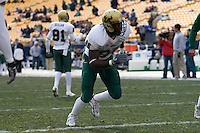24 November 2007: George Selvie..The South Florida Bulls defeated the Pitt Panthers 48-37 on November 24, 2007 at Heinz Field, Pittsburgh, Pennsylvania.