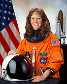 FILE: In this photo released by NASA, this is the official portrait of Astronaut Lisa M. Nowak, mission specialist.  Nowak, who is assigned to the crew of STS-121, a mission that will deliver supplies and equipment to the International Space Station as well as test new flight procedures to increase shuttle safety. The mission is targeted for launch no earlier than July 2006.  The photo was taken in Houston, Texas on March 7, 2005.<br /> Credit: NASA via CNP