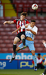 Harvey Gilmour of Sheffield Utd during the Professional Development League play-off final match at Bramall Lane Stadium, Sheffield. Picture date: May 10th 2017. Pic credit should read: Simon Bellis/Sportimage