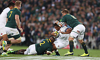 Mako Vunipola of England during the 2018 Castle Lager Incoming Series 1st Test match between South Africa and England at Emirates Airline Park,<br /> Johannesburg.South Africa. 09,06,2018 Photo by (Steve Haag Sports)