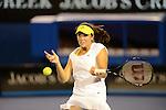 Laura Robson (GBR) Upsets Petra Kvitova (CZE) 2-6, 6-3, 11-9