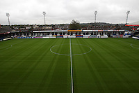 General view of Kenilworth Road before the Sky Bet League 2 match between Luton Town and Grimsby Town at Kenilworth Road, Luton, England on 10 September 2016. Photo by Harry Hubbard / PRiME Media Images.