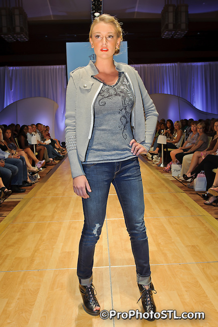 """The 2011 Greater St. Charles Fashion Week - day 2 - """"Flair"""" at Ameristar Conference Center on Aug 25, 2011."""
