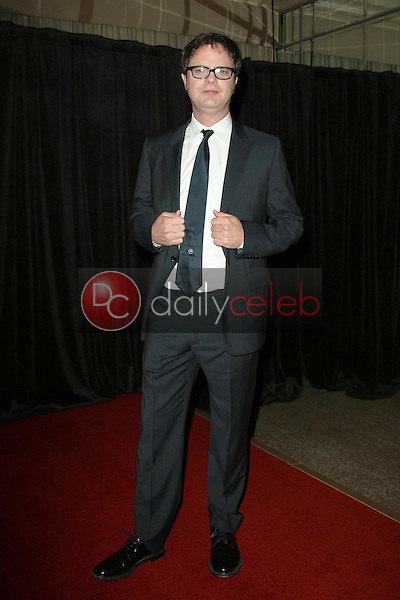 Rainn Wilson <br /> at the 66th Annual Golden Globe Awards Nomination Announcement Press Conference. Beverly Hilton Hotel, Beverly Hills, CA. 12-11-08<br /> Dave Edwards/DailyCeleb.com 818-249-4998