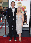 Dax Shepard and Kristen Bell attends The Universal Pictures' World Premiere of The Boss held at The Regency Village Theatre  in Westwood, California on March 28,2016                                                                               ©2016 Hollywood Press Agency
