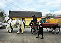 Funeral in Treme, 2014