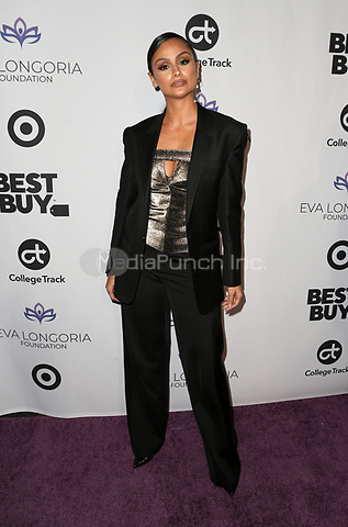 LOS ANGELES, CA - NOVEMBER 8: Nazanin Mandi, at the Eva Longoria Foundation Dinner Gala honoring Zoe Saldana and Gina Rodriguez at The Four Seasons Beverly Hills in Los Angeles, California on November 8, 2018. Credit: Faye Sadou/MediaPunch