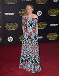 Elizabeth Banks at Star Wars: The Force Awakens World Premiere held at El Capitan Theatre in Hollywood, California on December  14,2015                                                                   Copyright 2015Hollywood Press Agency