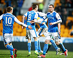 St Johnstone v Hibs…16.03.18…  McDiarmid Park    SPFL<br />