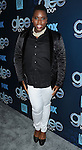 """Alex Newell arriving at the"""" GLEE 100th Episode Celebration"""" held at Chateau Marmont West Hollywood, Ca. March 18, 2014."""