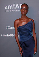 NEW YORK, NY - FEBRUARY 6: Madisin Rian arriving at the 21st annual amfAR Gala New York benefit for AIDS research during New York Fashion Week at Cipriani Wall Street in New York City on February 6, 2019. <br /> CAP/MPI99<br /> &copy;MPI99/Capital Pictures
