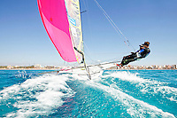 FRENCH OLYMPIC SAILING TEAM ON THE ROAD TO RIO