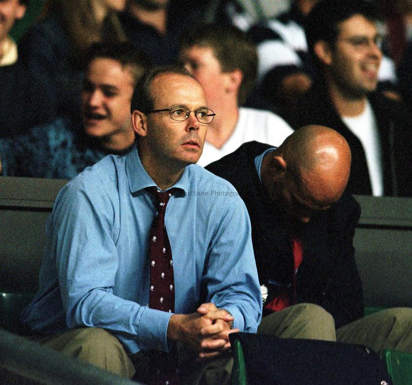 Photo. Richard Lane.England v USA. 21/8/99..Clive Woodward.