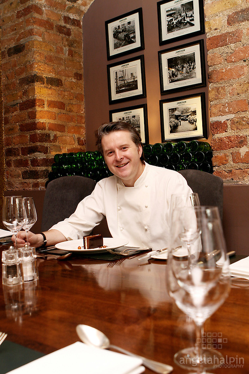 Ross Lewis is an Irish Michelin star winning head chef and co-owner of the restaurant Chapter One.