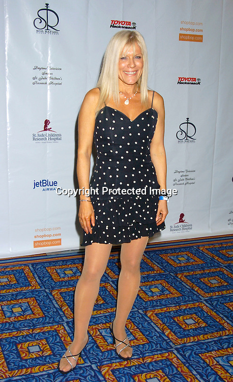 Ilene Kristen ..at the 10th Annual Daytime Television Salutes St. Jude Children's Research Hospital Benefit on October 8, 2004 at the Marriott Marquis Hotel in New York City...Photo by Robin Platzer, Twin Images