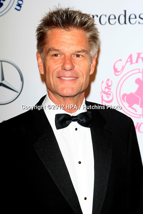 LOS ANGELES - OCT 20:  Harry Hamlin arrives at  the 26th Carousel Of Hope Ball at Beverly Hilton Hotel on October 20, 2012 in Beverly Hills, CA