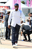 "50 CENTS  attends the "" Power "" photocall at the MipTV 2014 - Cannes"