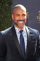 PASADENA - APR 30: Donell Turner at the 44th Daytime Emmy Awards at the Pasadena Civic Center on April 30, 2017 in Pasadena, California
