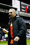 Picture by David Horn/eXtreme Aperture Photography +44 7545 970036<br /> 26/11/2013<br /> Steve McNulty of Luton Town Man pf the Match after the Skrill Premier match at Kenilworth Road, Luton.