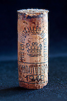 chateau mouton rothschild cork 1949