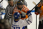 UK defeats UT 6-2 on the ice at the Lexington Ice Center, Saturday Jan. 17, 2015  in Lexington, Ky. Photo by Mark Mahan