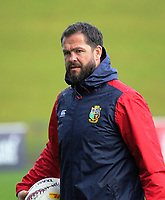 Assistant coach Andy Farrell during the 2017 DHL Lions Series rugby union  British & Irish Lions captain's run at QBE Stadium in Albany New Zealand on Tuesday, 6 June 2017. Photo: Dave Lintott / lintottphoto.co.nz