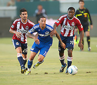 Club Deportivo Chivas USA vs Kansas City Wizards September 19 2010