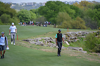 Tiger Woods (USA) makes his way down 2 during day 2 of the WGC Dell Match Play, at the Austin Country Club, Austin, Texas, USA. 3/28/2019.<br /> Picture: Golffile | Ken Murray<br /> <br /> <br /> All photo usage must carry mandatory copyright credit (© Golffile | Ken Murray)