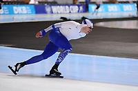 SPEEDSKATING: ERFURT: 18-01-2018, SportNavigator, Pekka Koskela (FIN), photo: Martin de Jong