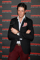Luis Medina attends 'Carrera Ignition Night' party at Matadero. March 20, 2013. (ALTERPHOTOS/Caro Marin) /NortePhoto
