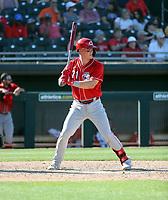 Tyler Stephenson - Cincinnati Reds 2020 spring training (Bill Mitchell)