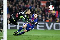 2018.01.25 Copa FC Barcelona VS RCD Espanyol