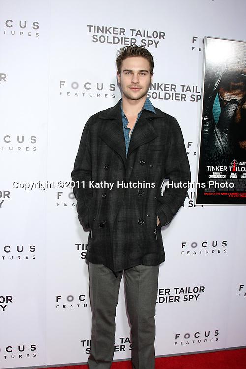 "LOS ANGELES - DEC 6:  Grey Damon arrives at the ""Tinker Tailor Soldier Spy"" LA Screening at ArcLight Cinemas on December 6, 2011 in Los Angeles, CA"