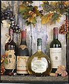 Interlitho, STILL LIFES, photos+++++,4 wine bottles,KL16385,#I# Männer, masculino, hombres
