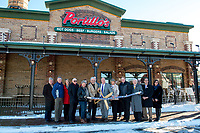 Chamber of Commerce Portillos Ribbon Cutting Minneapolis Photographer