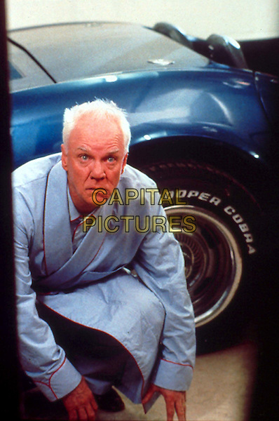 MALCOLM McDOWELL.in I'll Sleep When I'm Dead.*Editorial Use Only*.www.capitalpictures.com.sales@capitalpictures.com.Supplied by Capital Pictures.