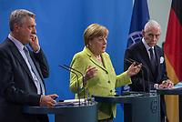 2017/08/11 Politik | Merkel & UNHCR
