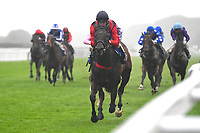 Winner of The British EBF Molson Coors Novice Stakes Div 2  Impressor ridden by Martyn Dwyer and trained by Marcus Tregoning  during Horse Racing at Salisbury Racecourse on 14th August 2019