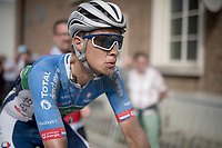 Niki Terpstra (NED/Total - Direct Energie) post-finish<br /> <br /> Dwars door het Hageland 2019 (1.1)<br /> 1 day race from Aarschot to Diest (BEL/204km)<br /> <br /> ©kramon