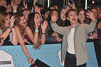 Benjamin Lasnier<br /> 2016 MTV EMAs in Ahoy Arena, Rotterdam, The Netherlands on November 06, 2016.<br /> CAP/PL<br /> &copy;Phil Loftus/Capital Pictures /MediaPunch ***NORTH AND SOUTH AMERICAS ONLY***