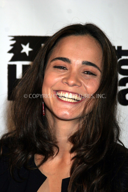 WWW.ACEPIXS.COM . . . . .  ....February 1, 2007, New York City.....Alice Braga attends the 'East of Havana' New York City Premiere at the IFC Center.....Please byline: NANCY RIVERA- ACEPIXS.COM.... *** ***..Ace Pictures, Inc:  ..(212) 243-8787..e-mail: picturedesk@acepixs.com..web: http://www.acepixs.com