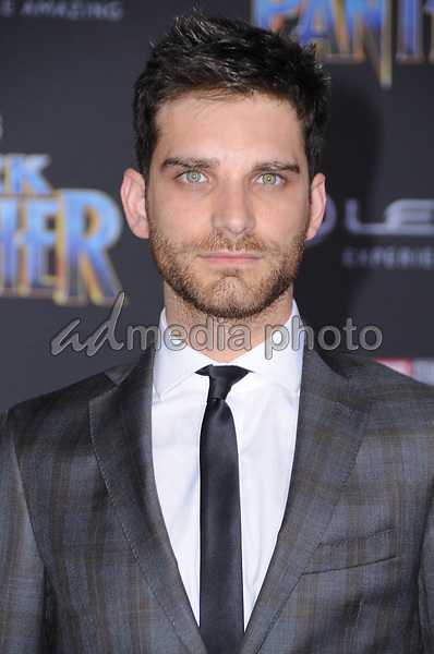 """29 January 2018 - Hollywood, California - Jeff Ward. Marvel Studios' """"Black Panther"""" World Premiere held at Dolby Theater. Photo Credit: Birdie Thompson/AdMedia"""